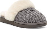 Ugg - COZY KNIT CHARCOAL