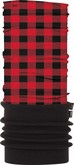 Buff - POLAR RED PLAID RED