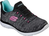 Skechers - SUMMITS QUICK GETAWAY BLACK