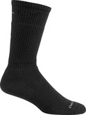Darn Tough - THE STANDARD MID CALF BLACK