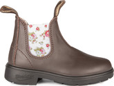 Blundstone - 1641 BLUNNIES BROWN W FLOWER
