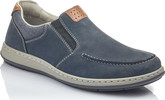 Rieker - NAVY SLIP ON