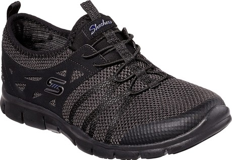 Skechers - GRATIS WHAT A SIGHT BLACK