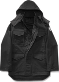 Canada Goose - MENS VOYAGER JACKET BLACK