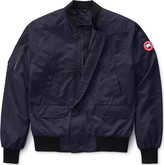 Canada Goose - FABER BOMBER ADMIRAL NAVY