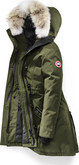 Canada Goose - ROSSCLAIR PARKA MILITARY GREEN