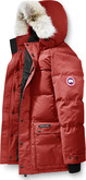 Canada Goose - EMORY PARKA RED MAPLE