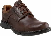 Clarks - UNRAVEL BROWN