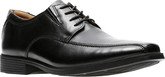 Clarks - TILDEN WALK BLACK