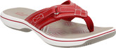 Clarks - BREEZE SEA RED