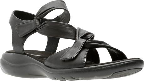 SAYLIE MOON BLACK - Quarks Shoes