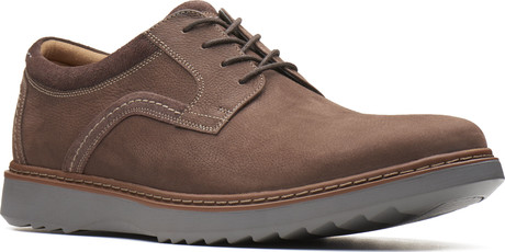 Clarks - UNGEO LACE DARK BROWN