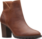 Clarks - VERONA TRISH DARK TAN