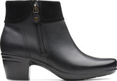 Clarks - EMSLIE TWIST BLACK