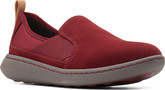 Clarks - STEP MOVE JUMP BURGUNDY