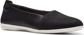 Clarks - UNCORAL STEP BLACK