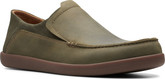 Clarks - UNLISBON LANE DARK OLIVE