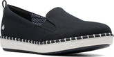 Clarks - STEP GLOW SLIP BLACK