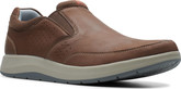 Clarks - SHODA FREE BROWN