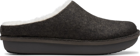 Clarks - STEP FLOW CLOG BLACK