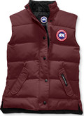 Canada Goose - W FREESTYLE VEST ELDERBERRY