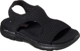 Skechers - FLEX APPEAL DEJA VU BLACK