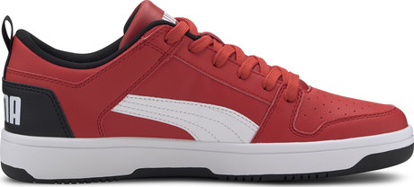 Puma - PUMA REBOUND LAYUP LO HIGH RED