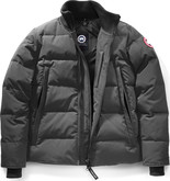 Canada Goose - WOOLFORD JACKET GRAPHITE