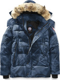 Canada Goose - WYNDHAM PARKA BLUE ABSTRACT CA