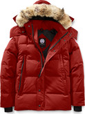 Canada Goose - WYNDHAM PARKA RED MAPLE