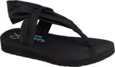 Skechers - MEDITATION STUDIO KICKS BLACK