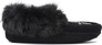 MINI MOCCASIN BLACK YOUTH