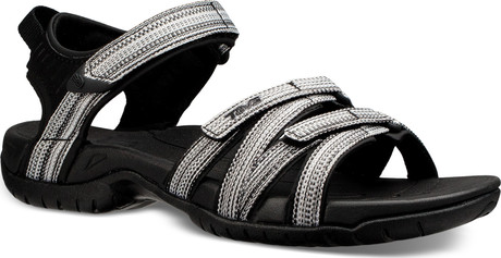 Teva - TIRRA BLACK WHITE