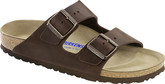 Birkenstock - ARIZONA SOFT HAVANA OILED NORM