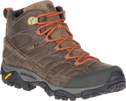 Merrell - MOAB 2 PRIME MID WATERPOOF CANTEEN - WIDE