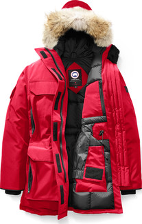 Canada Goose - EXPEDITION PARKA FF RED