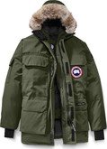 Canada Goose - EXPEDITION PARKA MILITARY GREE