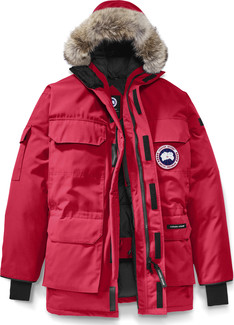 Canada Goose - EXPEDITION PARKA RED