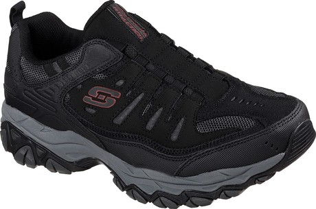 Afterburn M Fit Wonted Black Quarks Shoes