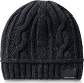 Canada Goose - LADIES CABLE TOQUE NAVY