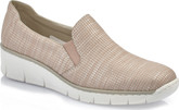 Rieker - ROSE DOUBLE GORE SLIP ON