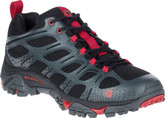 Merrell - MOAB EDGE BLACK RED
