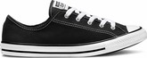 Converse - CTAS DAINTY CANVAS BLACK WHITE