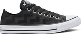 Converse - CTAS GLAM DUNK OX BLACK WHITE