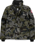 Canada Goose - FORESTER JACKET CLASSIC CAMO