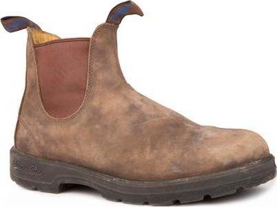 Blundstone - BLUNDSTONE 584 - WINTER THERMAL RUSTIC BROWN