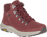 Merrell - ONTAIRO MID WATERPROOF RAISIN