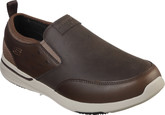 Skechers - PORTER DARK BROWN
