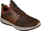 Skechers - DELSON AXTON DARK BROWN