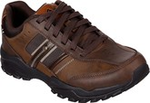Skechers - HENRICK DELWOOD DARK BROWN
